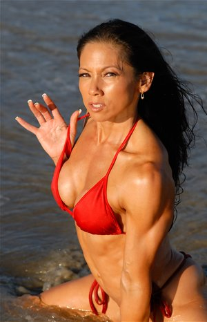 Asian Muscle Porn Pictures