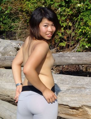 Tight Asian Booty Spandex Pictures