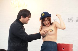 Asian Police Porn Pictures